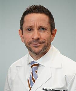Dr. Nathaniel Berman headshot
