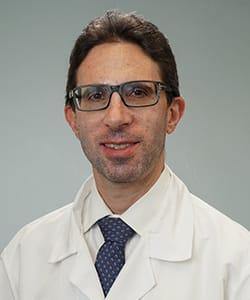 Dr. Andrew Bohmart headshot