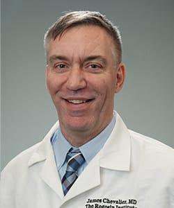 Dr. James Chevalier headshot