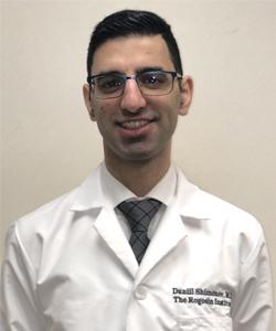 Dr. Daniil Shimonov headshot