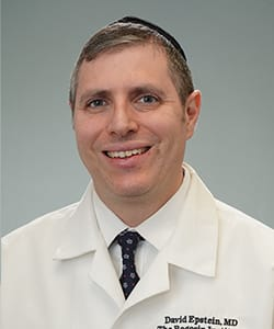 Dr. David Epstein headshot