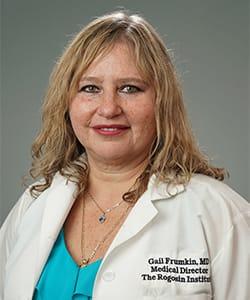 Dr. Gail Frumkin headshot