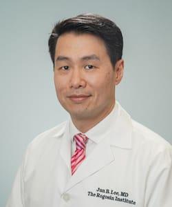 Dr. Jun B. Lee headshot