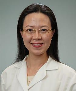 Dr. Minji Li headshot