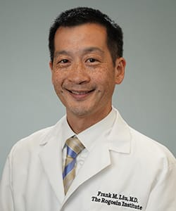 Dr. Frank Liu headshot