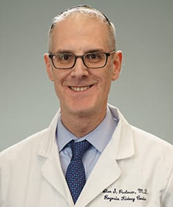 Dr. Alan Perlman headshot