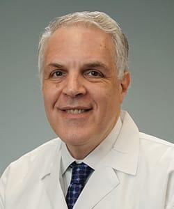 Dr. Jeffrey Silberzweig headshot